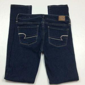 American Eagle Skinny Super Stretch Jeans Sz 4